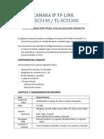 Manual Camaras Ip Tp-link_julio2011