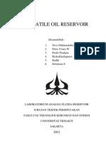 Volatile Oil Reservoir-opi