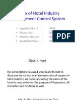 MCS Hotel Control System