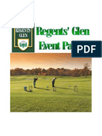Regents' Glen Event Packet