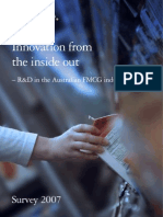 Innovation From the Inside Out