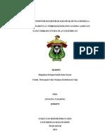 SKRIPSI PENGARUH KONSENTRASI EKSRAK KELOPAK BUNGA ROSELLA _HIBISCUS SABDARIFFA L_ TERHADAP KOLONI.pdf