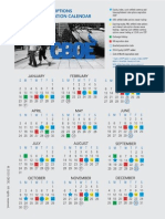 Option Calendar 2011