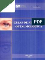 Guía de atención oftalmológica INO