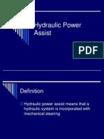 Hydraulic Power Assist.ppt