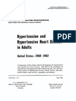 Hypertension and Hipertensive Heart Disease in Adult