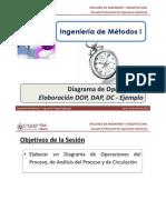 Ingenieria de Metodos DOP, DAP