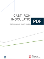 Cast Iron Inoculation English
