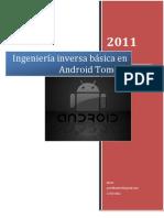 Ingeniería inversa básica en Android tomo II