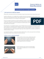 Salud Bucodental - Hilo Dental - Higienistas VITIS