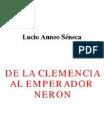 De La Clemencia Al Emperador Neron