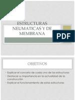 Estructuras Neumaticas y de Membrana
