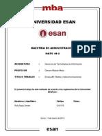 Ensayo2 Redes y Telecomunicaciones