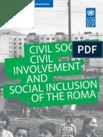 Civil society, civil involvement and social inclusion of the Roma