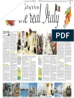 Mayo News Article May 28th 2013 - Press trip Bresciatourism/Ryanair