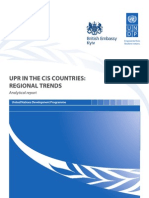 Universal Periodic Review in the Commonwealth of Independant States