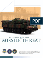 Ballistic & Cruise Missile Threat