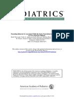 Parenting Behavior Association With Early Neurobehavioral Development in Very Preterm Children