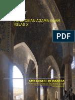 Agama Islam Sumber Hukum Islam (Buku)