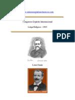 Congresso Esp Rita de Li Ge-B Lgica 1905