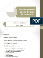 1.2 Vessel-By-Vessel or Line-By-Line Risk Analysis