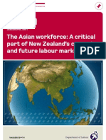 Asian Workforce