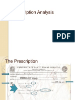 Prescription Analysis1
