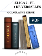 ANGELICA 2 - EL CAMINO DE VERSALLES - Anne Serge Golon.epub