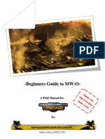 Beginners Guide to MWO v1.2d