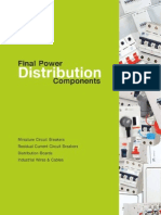 Final Power Distribution Product