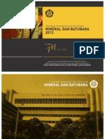 Esdm=2013=Booklet Pusdiklat Esdm 2013