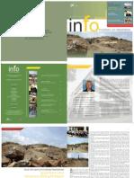 EESDM=Majalah Info Pusdiklat Minerba Edisi I