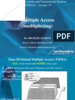 EN214 Week22 TDM FDM Multiplexing Part2
