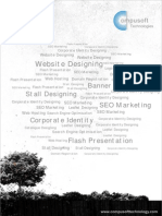 Web designing company in Mumbai |  Catalogue & Brochure designing