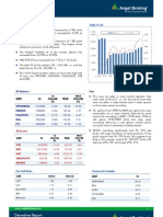 Derivatives Report, 16 July 2013