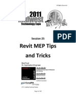 Revit MEP Tips and Tricks Script - Revit_MEP_Tips&Tricks