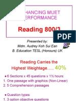 Muet aspek reading