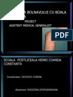 Ingrijirea Pacientului Cu Boala Varicoasa