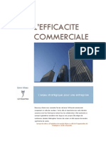 Efficacite Commerciale
