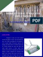 Horticutural Tools-Se Reddy