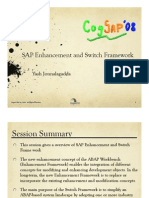 Switch Framework SAP