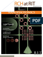 Spotlight on Nanophotonics