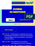 Aud Crc - Aula 5