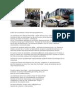 Accidentes de Transito en Quito