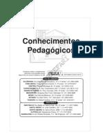 conhecimentos pedagogicos textos 1