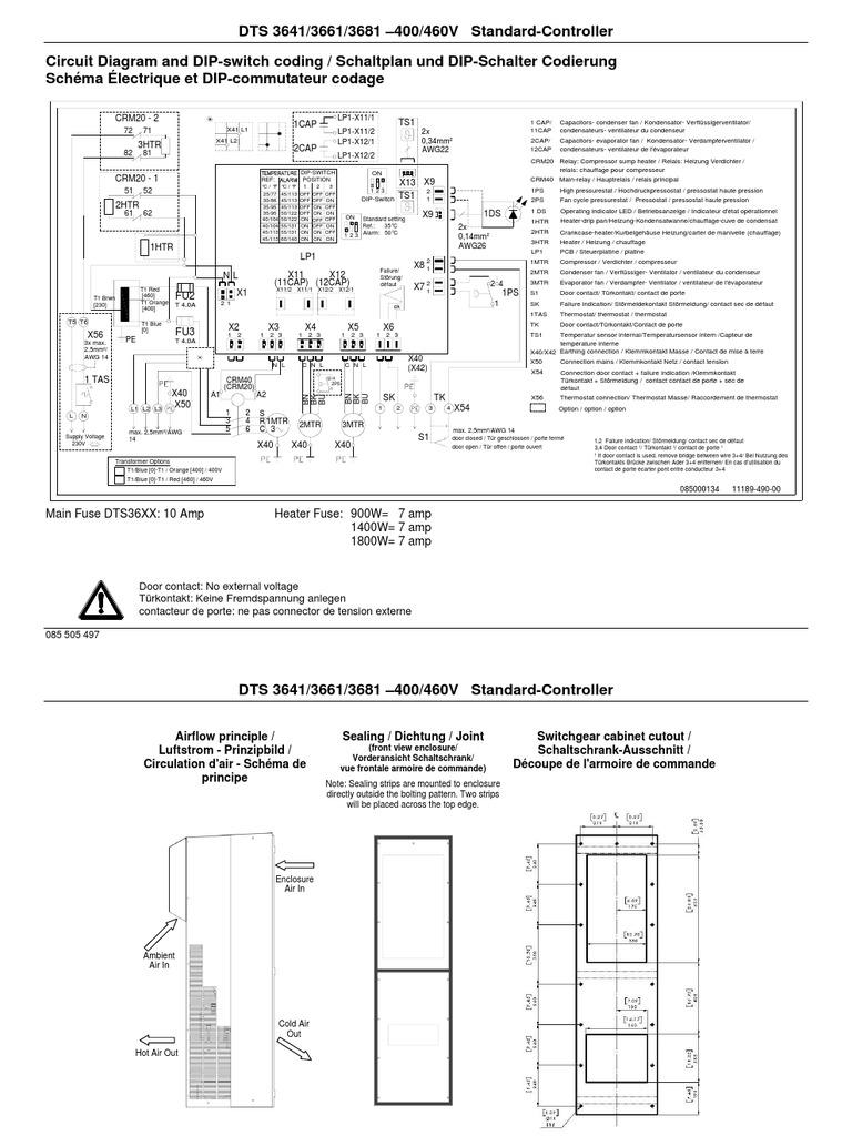 Nett Schaltplan Des Generator Transfer Schalters Zeitgenössisch ...