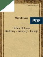Gilles Deleuze Herer