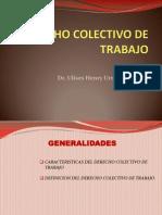 SESION N° 02 . DERECHO COLECTIVO DE TRABAJO USMP