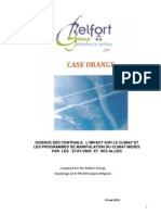 Rapport Case Orange - traduction intégrale en français