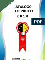 Catálogo Selo Procel 2010